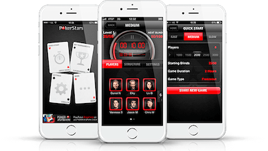 PokerStars Real Money Apps