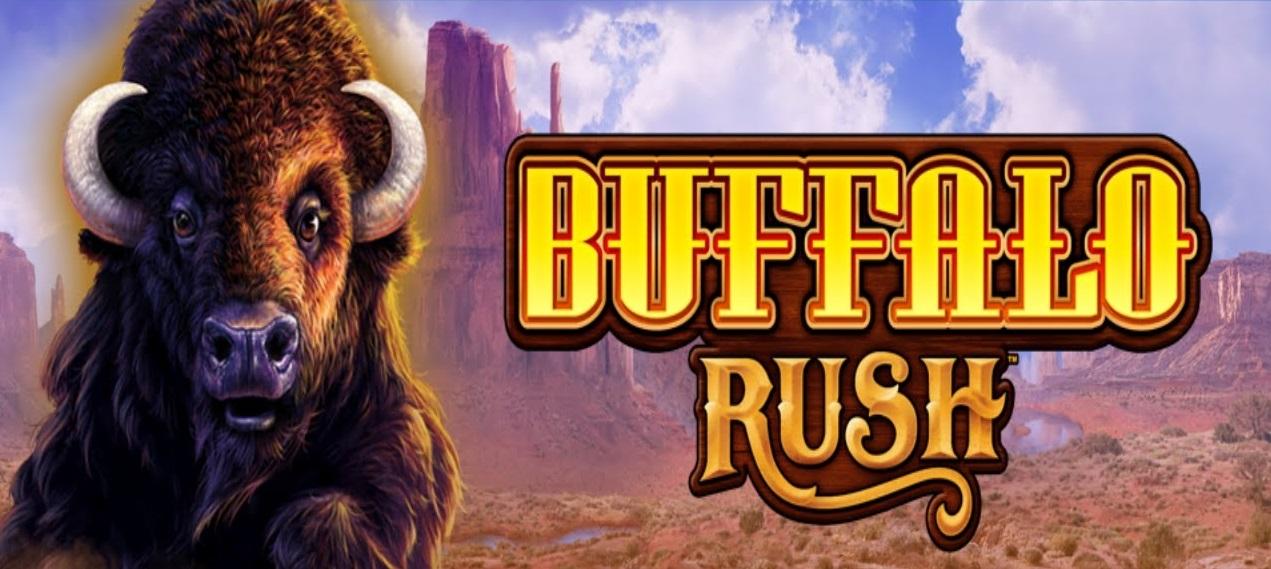 Buffalo Rush Slots Online